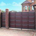 Филенчатые ворота и их характеристики