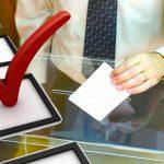 Процесс проведения выборов