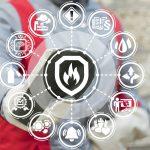 Пожарно-охранная сигнализация: типы пожарных датчиков