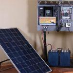 Оборудование для солнечной электростанции