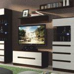 Виды модульной мебели