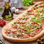 Выбор пиццы для большой компании